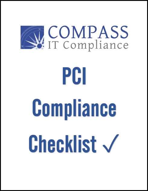 PCI Compiance Checklist