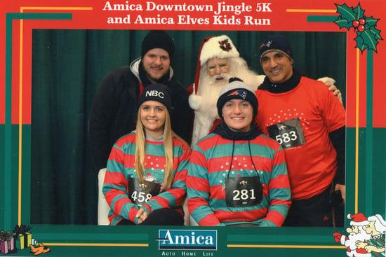 Amica Downtown Jingle 5K