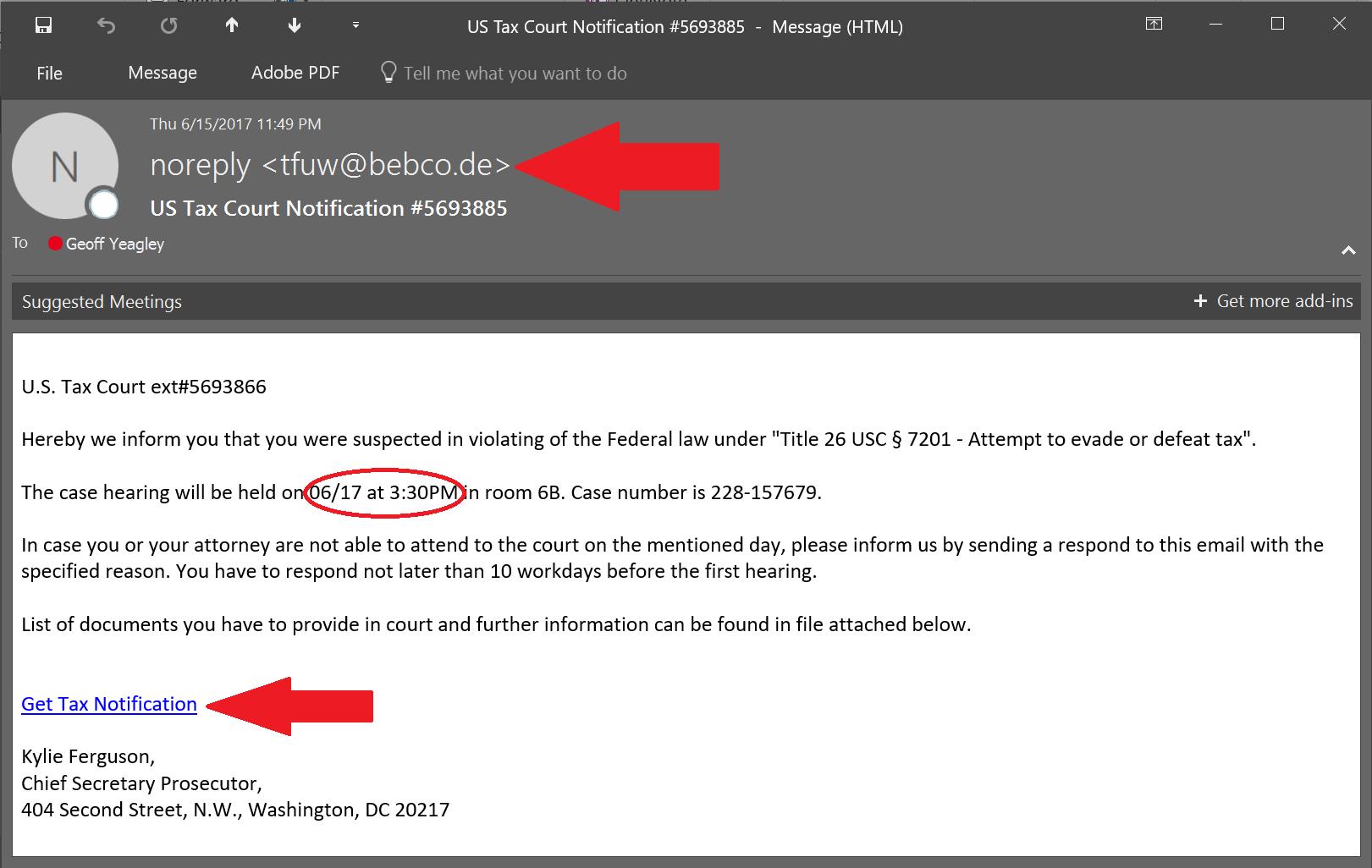 Compass It Compliance Blog Phishing