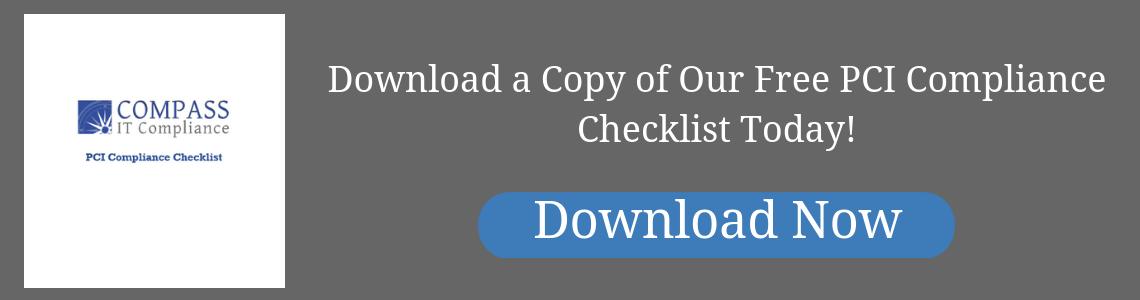 PCI Compliance Checklist Homepage Banner V 2 0